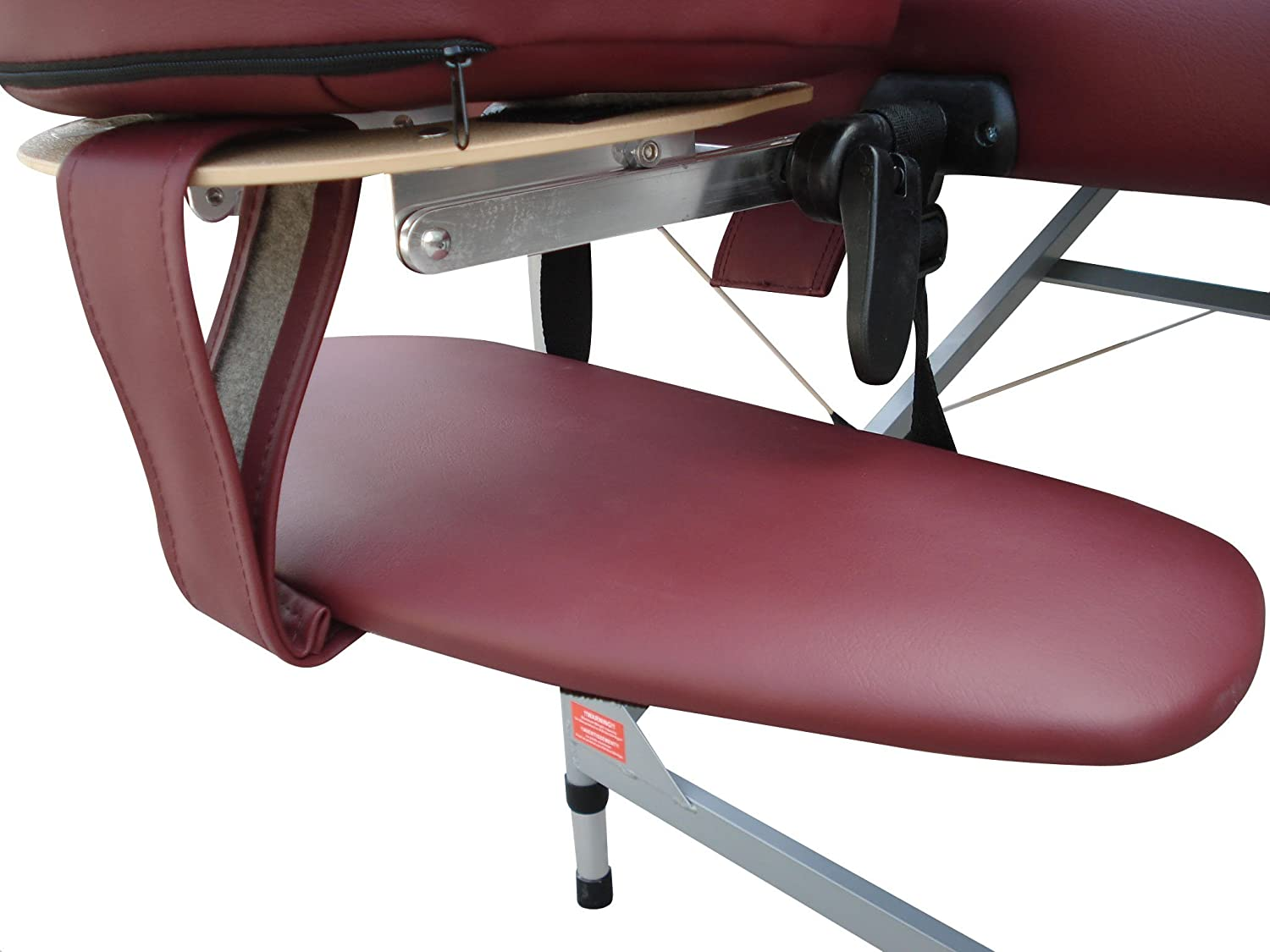 Therapist's Choice® Hanging Arm Rest for massage tables (Agate Blue) Clinical Health Services Inc.