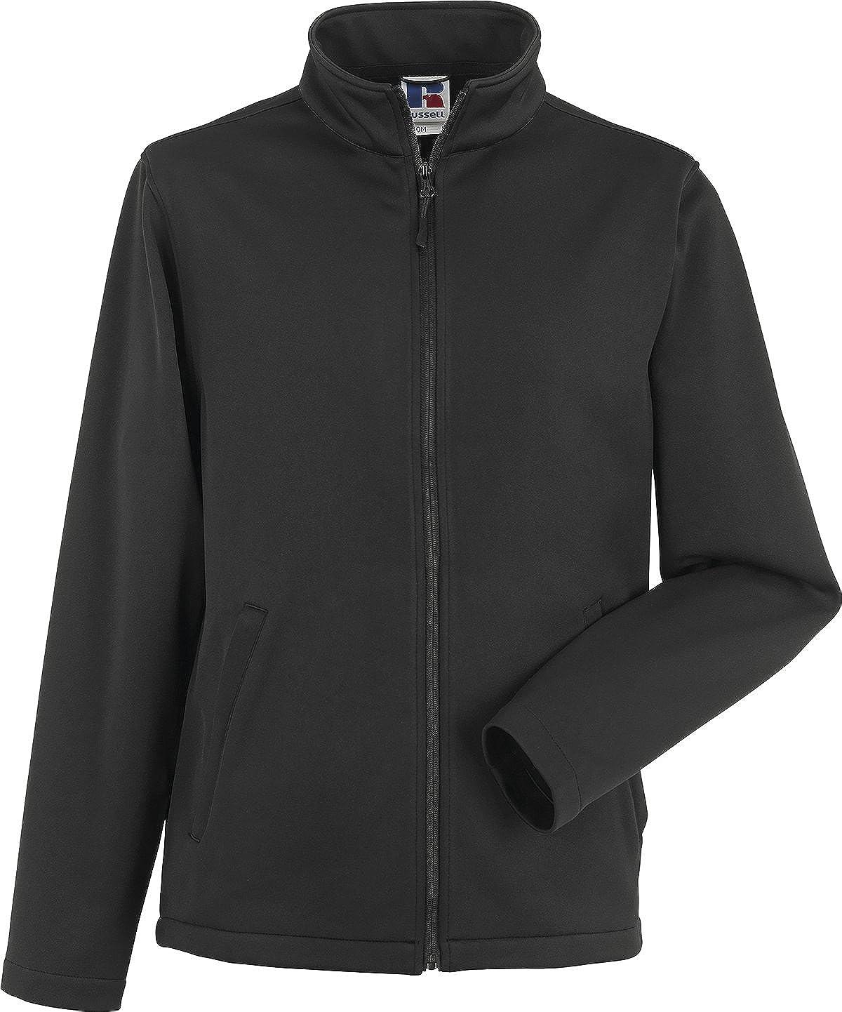 9b08615f Russell Europe Smart Softshell Jacket: Amazon.co.uk: Clothing