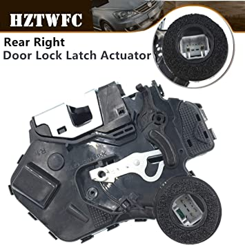 Amazon Com Hztwfc Door Lock Latch Actuator Rear Right 69050 Aa040 69050 60091 69050 60090 Compatible For 4runner Camry Corolla Matrix Automotive