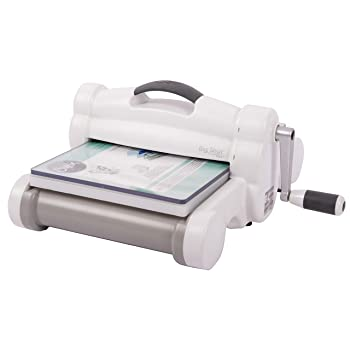Sizzix 660340 Big Shot Plus Manual Die Cutting and Embossing Machine