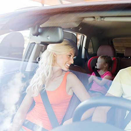 Talinu 2er Set Kinder Sonnenschutz Für Autoscheiben Mit Praktischer Aufbewahrungstasche Und Saugnäpfen 2 Jahre Zufriedenheitsgarantie Sonnenblende Auto Baby Baby