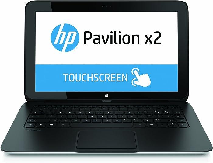 HP Pavilion x2 11-h010nr 11.6-Inch Convertible Touchscreen Laptop