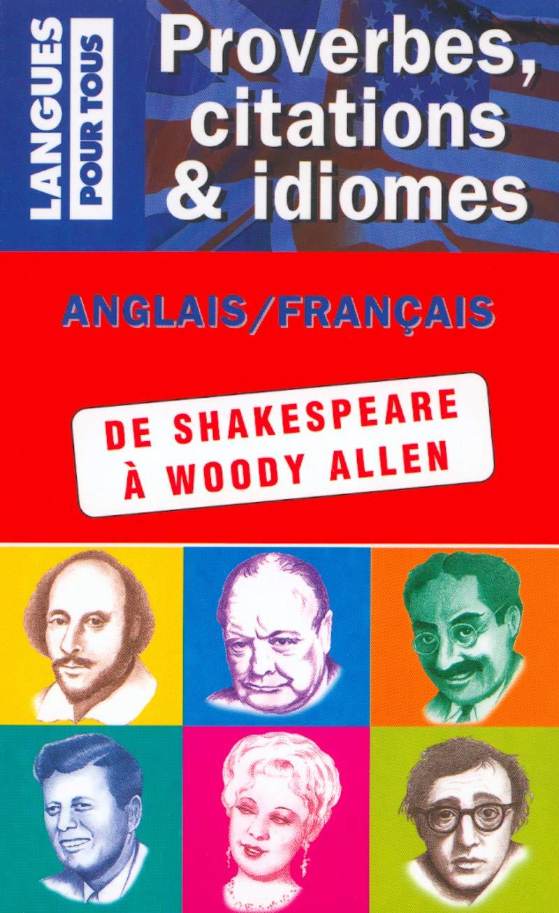 Proverbes Citations Et Idiomes De William Shakespeare à