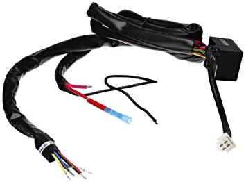 71XNaECt7GL._SX355_ amazon com kuryakyn 7673 plug & play trailer wiring relay harness plug and play trailer wiring harness at sewacar.co