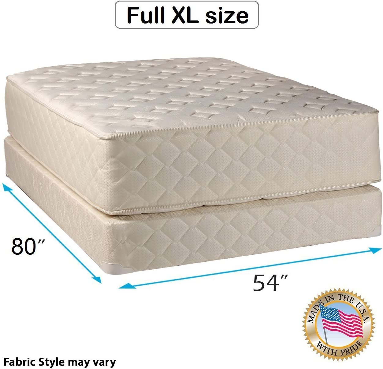 Amazon Com Dream Sleep Highlight Luxury Firm Full Xl Size