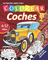 Mi Primer Libro Para Colorear - Coches 2 -