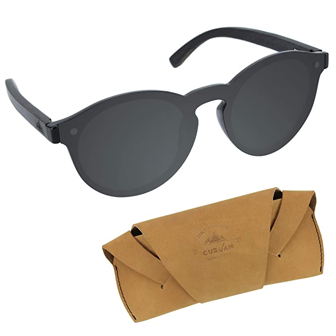 CURVAN - Gafas de Sol Polarizadas Mujer Hombre Unisex ...