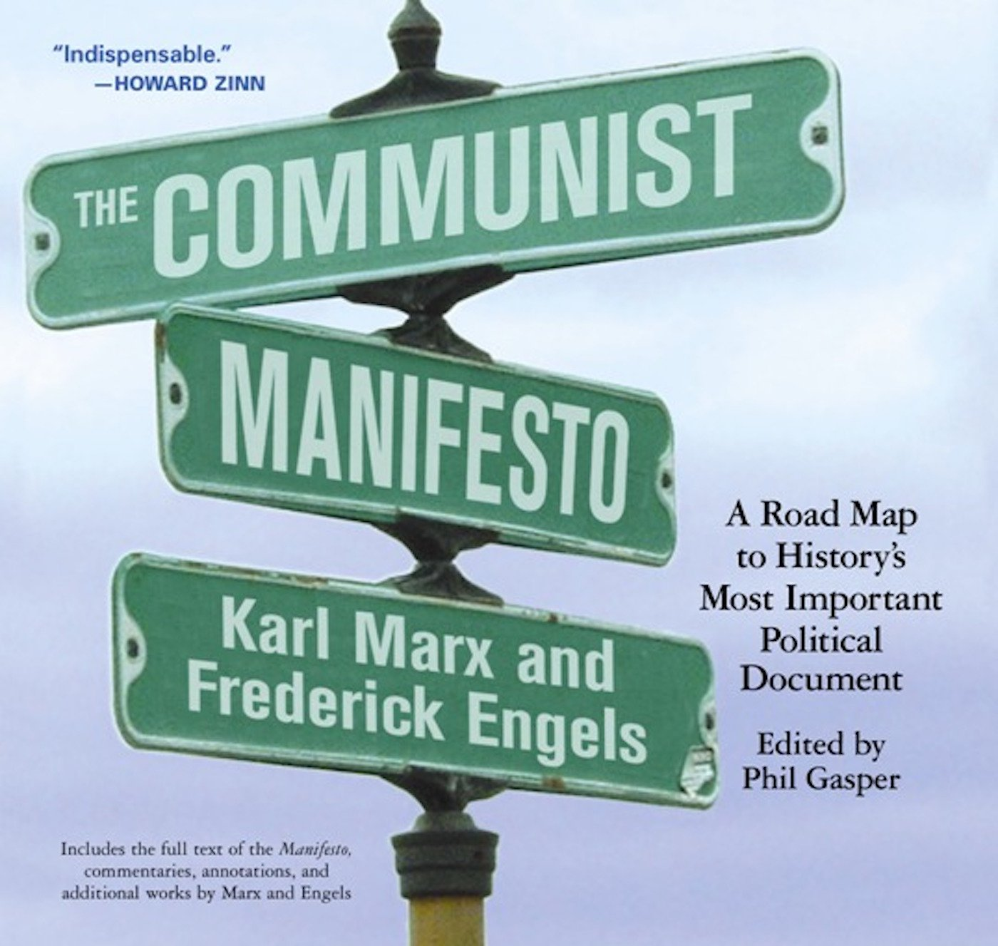 Download The Communist Manifesto: A Road Map to History's Most Important Political Document pdf