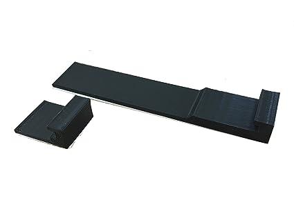 Colgador para aluminio Dibond sin agujeros | colgadores para ...