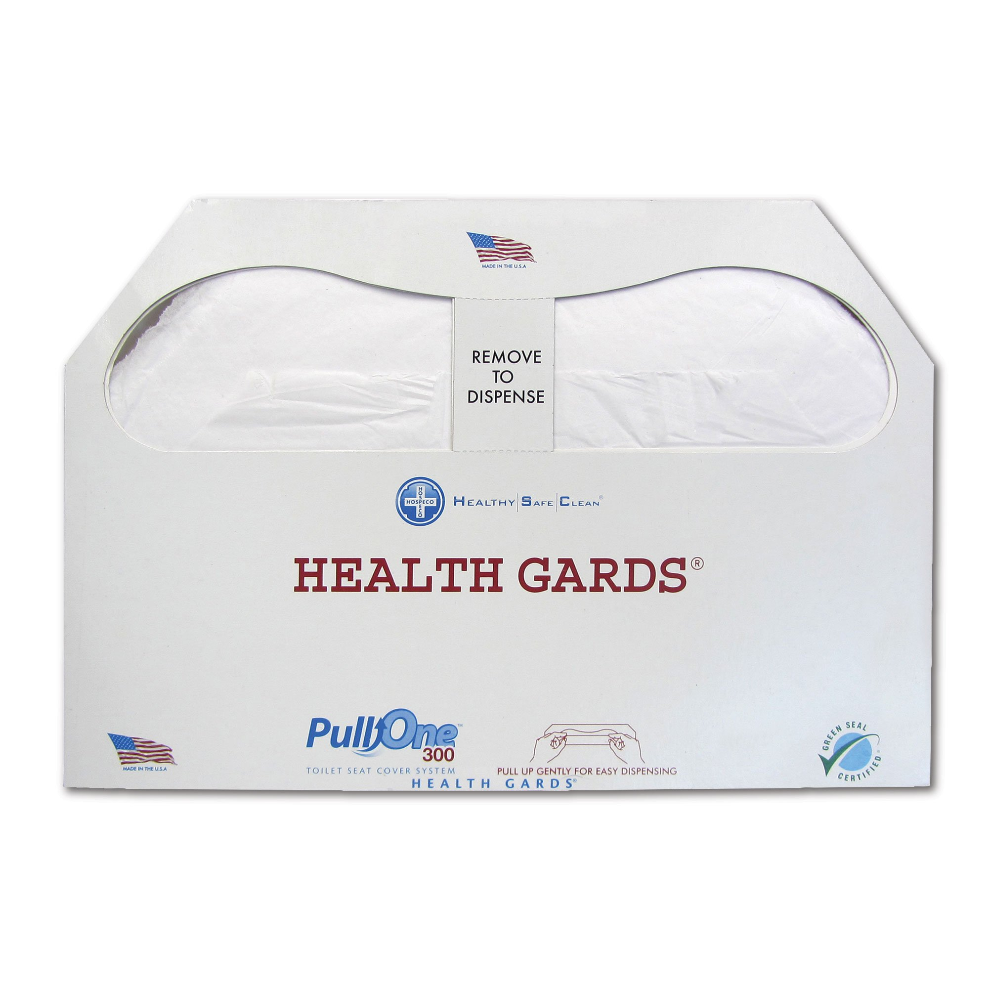 Health Gards PullOne Toliet Seat Covers