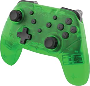 Nyko Wireless Core Controller - Bluetooth Pro Controller Alternative with Turbo and Android/PC Compatibility for Nintendo Switch - Green