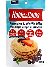 HoldTheCarbs Pancake and Waffle Mix, 40g