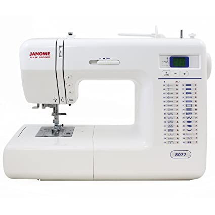Amazon Janome 40 Computerized Sewing Machine With 40 BuiltIn Magnificent Computerized Sewing Machine