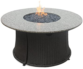 Amazon.com : Endless Summer GAD1375SP LP Gas Outdoor Firebowl with ...