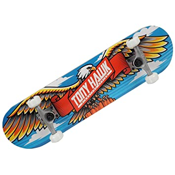 ad52f40dc783 Tony Hawk 180 Wingspan Complete Skateboard - 8