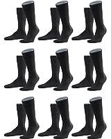FALKE Herren Family Socken Strümpfe 14645 9er Pack