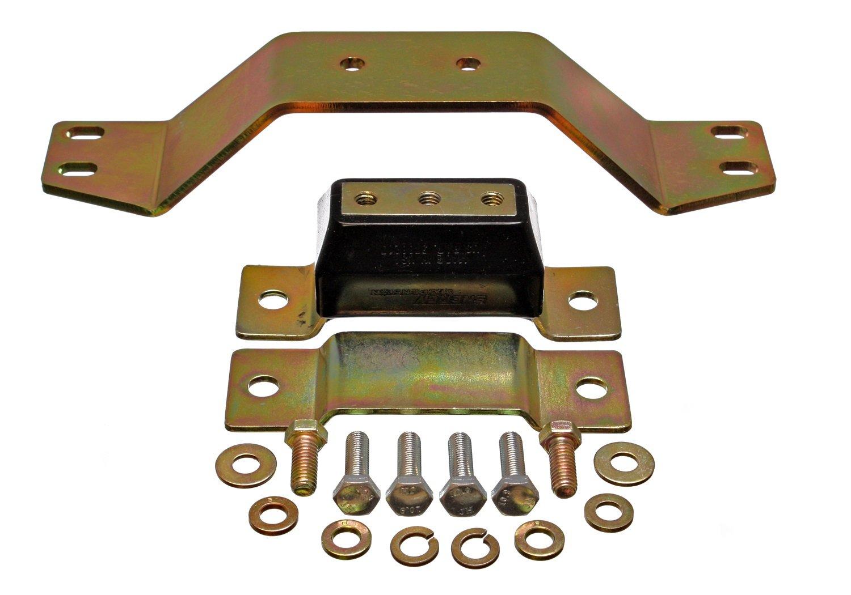 Energy Suspension 4.1128G Transmission Mount Crossmember for Mustang 4.6L