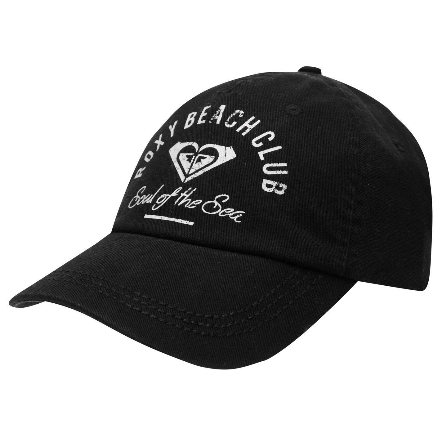 Gorra de béisbol Oficial de Roxy Cappy para Mujer, Mujer, Negro ...