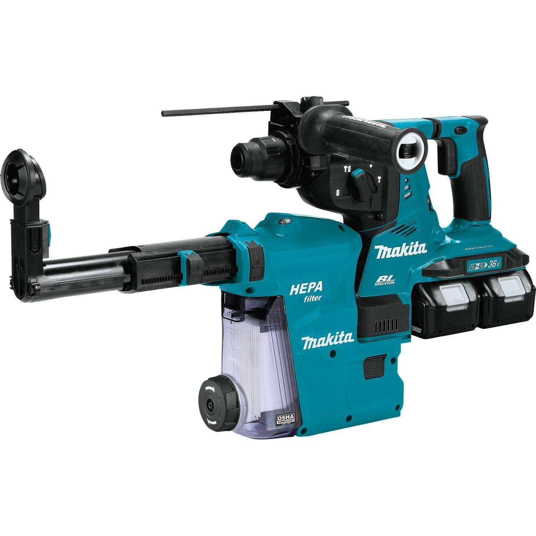 Makita XRH08PTW 18V X2 LXT 36V Brushless 1-1/8