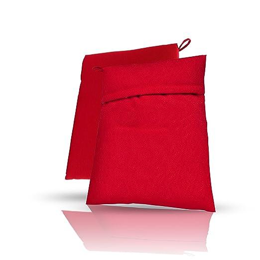 Bolsa reutilizable bolsa para patatas en microondas Baker 4 ...