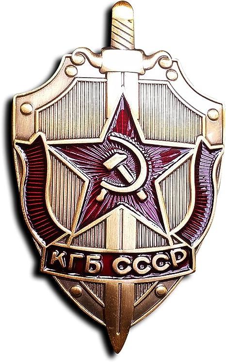 RUSSIA PILOT WINGS RUSSIAN SOVIET LAPEL PIN BADGE 3.1 INCHES CCCP