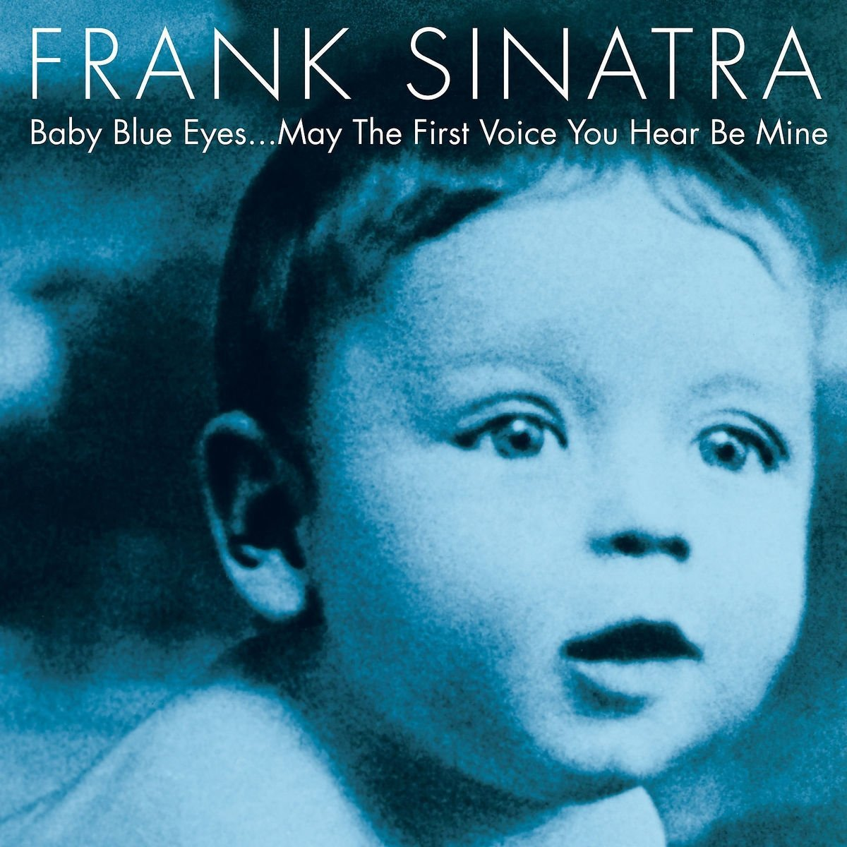 CD : Frank Sinatra - Baby Blue Eyes