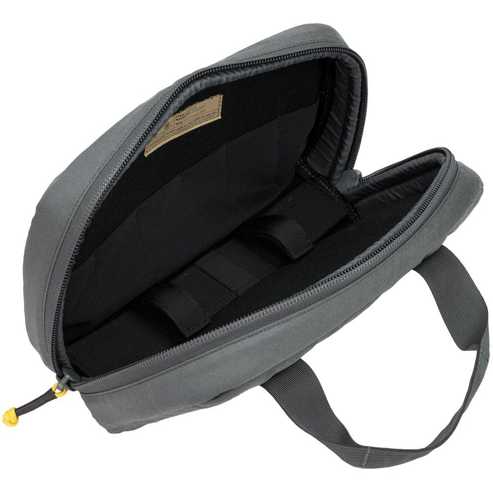 Evike Salient Arms International x Malterra Tactical Pistol Bag - Grey - (60929) by Evike (Image #3)