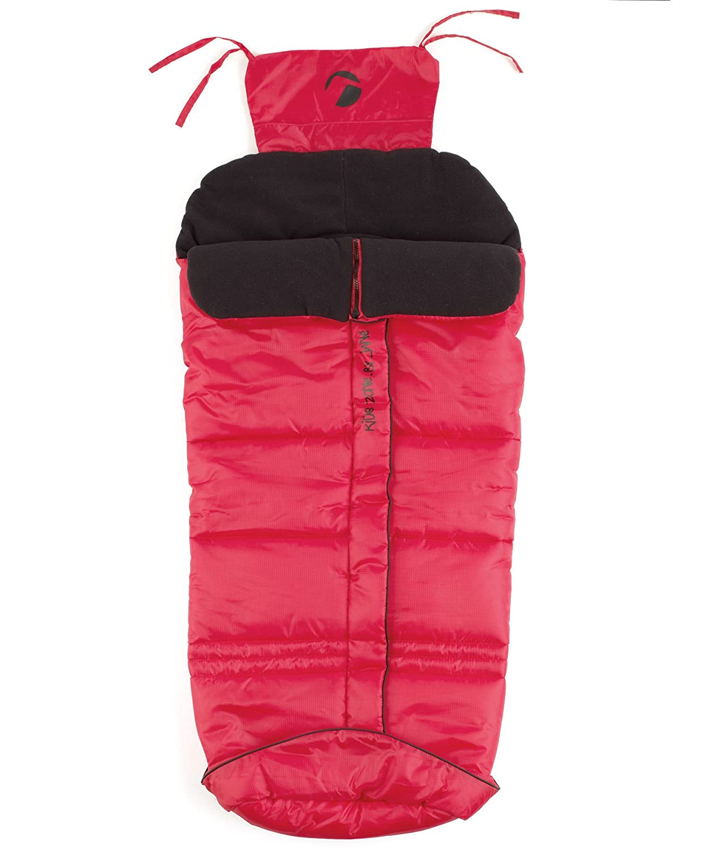 Jané - Saco de abrigo para sillas y carritos, color rojo (080479 R74) 80479-R74
