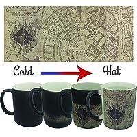 Taza Mágica Mapa del Merodeador ¡Revela el mapa con el calor!