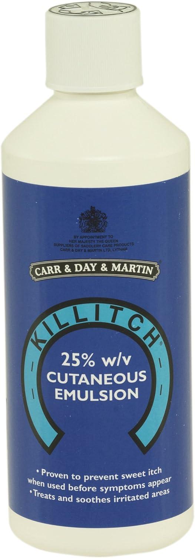 Carr & Day & Martin Killitch - Emulsión cutánea para calmar picores para caballos