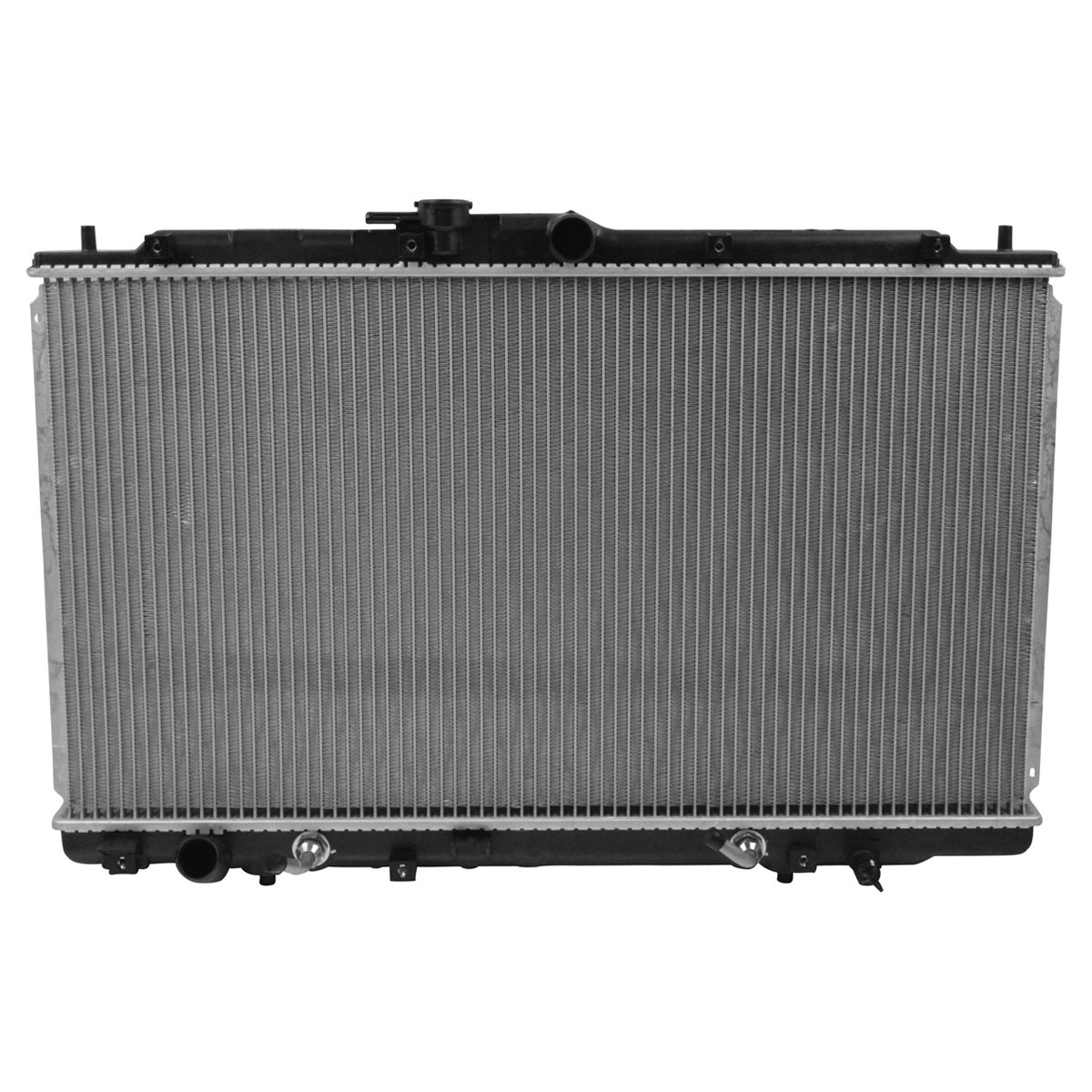 Amazon.com: Radiator Assembly Aluminum Core Plastic Tank for 3.0 Honda  Accord 3.2 Acura TL: Automotive
