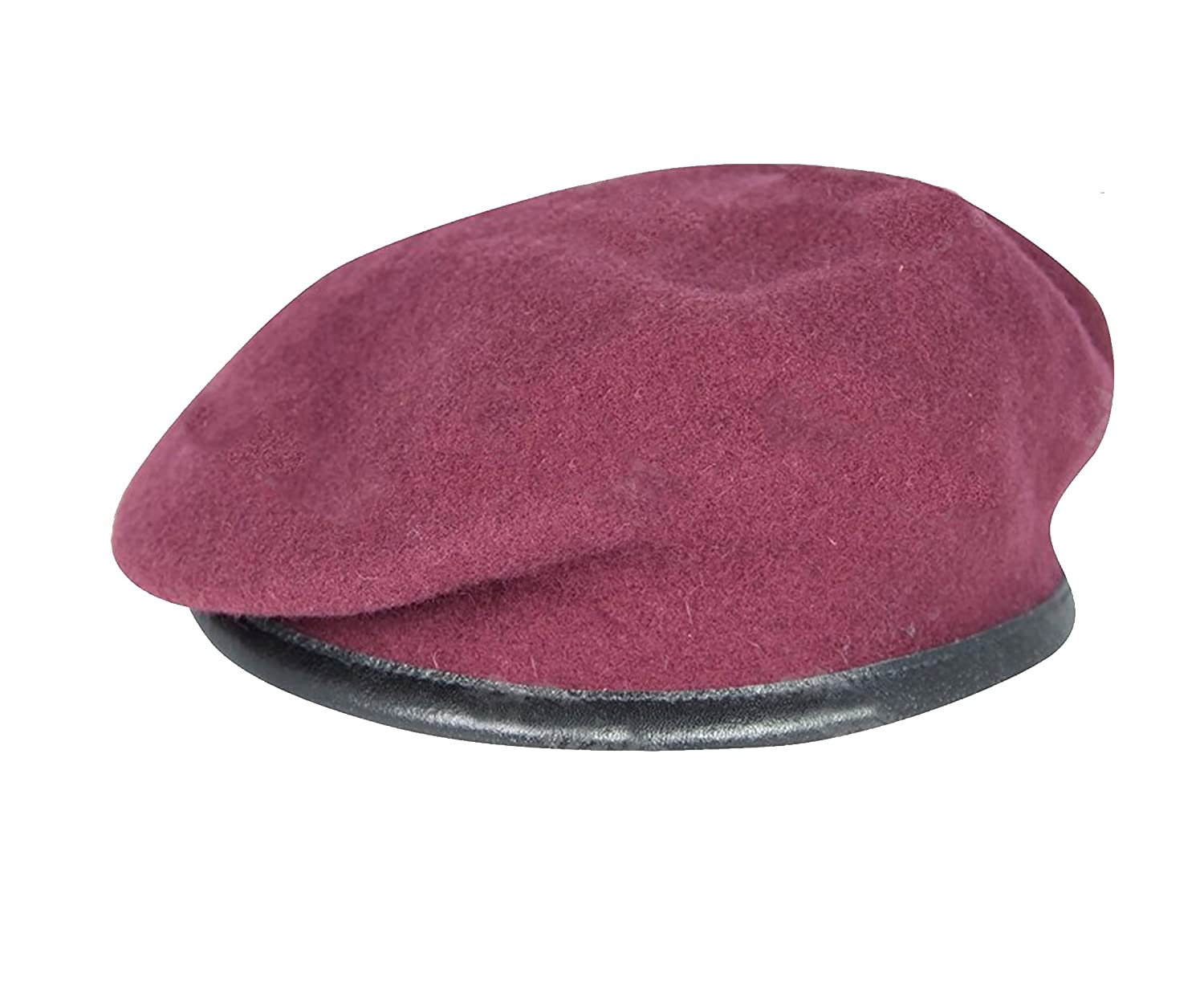 NEW High Quality Maroon Airborne Forces Beret All Sizes (Para Pathfinders 16AA