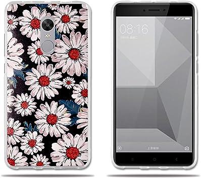 FUBAODA para Xiaomi Redmi Note 4X Funda TPU de Gel de Silicona ...