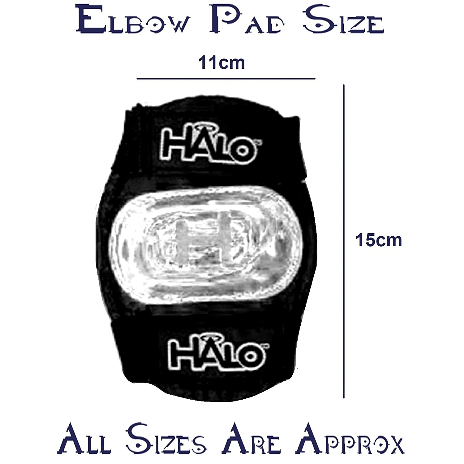 Halo Folding Foldable Push Kick Scooter Combo Childrens Kids Knee Elbow Safety Pads Helmet Set Xmas Gift Gold