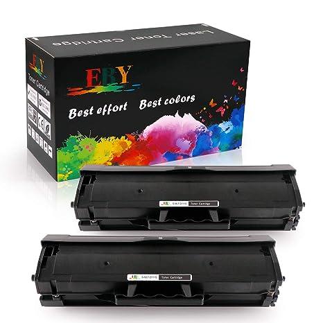 EBY MLT-D111L MLT-D111S Cartucho de Tóner Compatible para Samsung ...