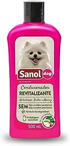 Condicionador de Pelos Sanol Dog para Cães