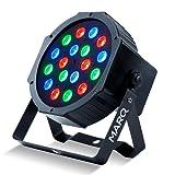 MARQ Colormax P18 18 x 1 W LEDs Indoor PAR