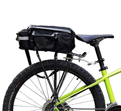 Bolsa sillín bicicleta bolso bolsa portaequipaje bike Bag bolso bicicleta accesorios