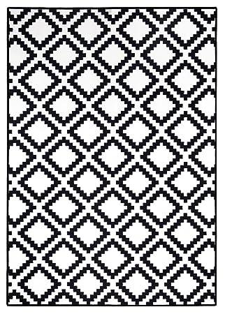 Onloom Designer Teppich Michael Michalsky Greenwich, Teppich In 3 Modernen  Schwarz Weiß Designs,