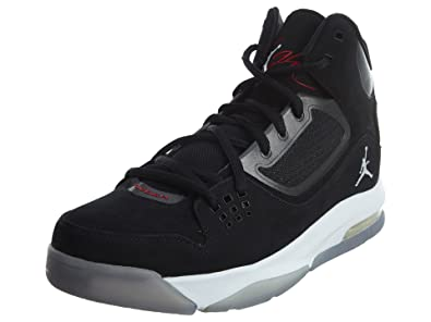 purchase cheap 4f2b4 5a12f ... greece air jordan flight 23 rst black gym red white mens basketball  11.5 8f6ef 9c252