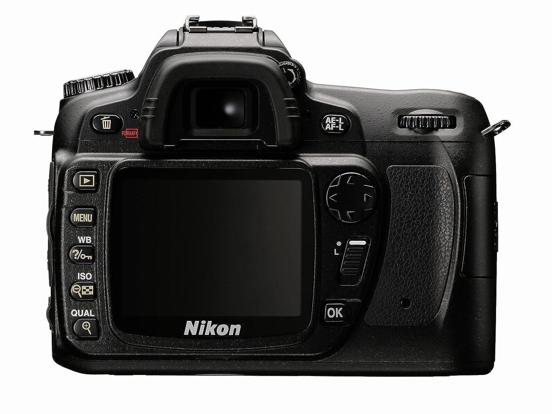 Amazon.com : Nikon D80 10.2MP Digital SLR Camera Kit with 18-135mm AF-S DX  Zoom-Nikkor Lens : Digital Slr Camera Bundles : Camera & Photo