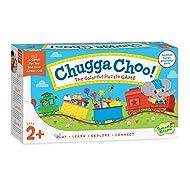 Peaceable Kingdom/Chugga Choo! The Colorful Puzzle Game