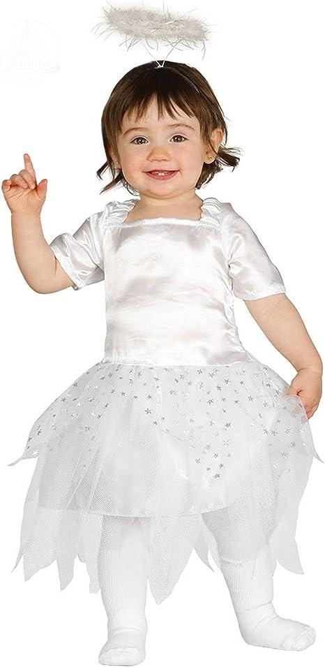 Disfraz Angel Bebe Baby Talla 12-24 Meses: Amazon.es: Ropa y ...