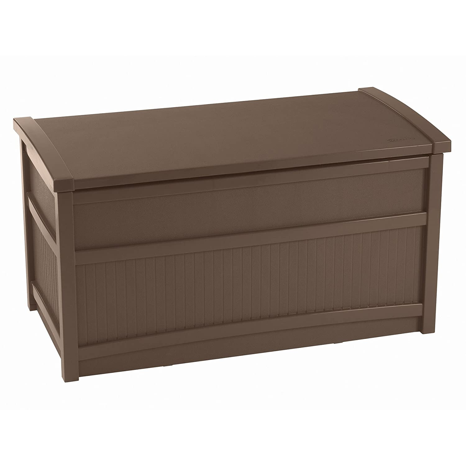 Amazing Amazon.com : Suncast DB5000B Deck Box, 50 Gallon : Outdoor Storage Benches  : Patio, Lawn U0026 Garden
