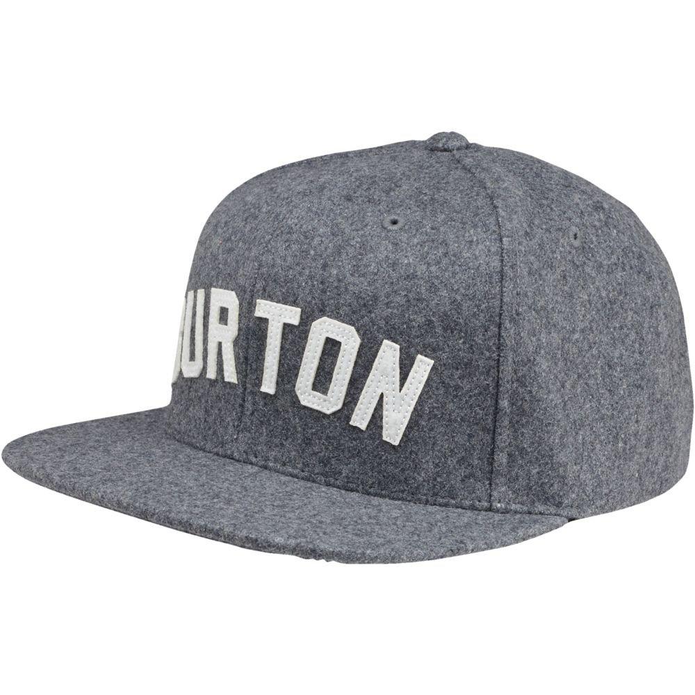 【BURTON】バートン2016春夏 Mb Home Team メンズスナップバックキャップ 帽子 Gray OneSize   B01B2O316W