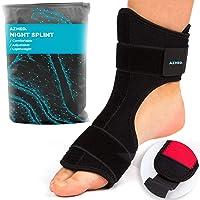 AZMED 2020 Plantar Fasciitis Night Splint [Lightweight & Breathable], Adjustable...