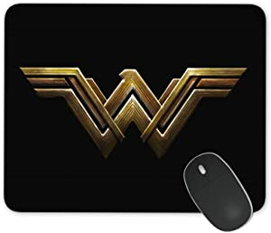 JNKPOAI All Kinds of Mouse Pads Wonder Woman Animation Mouse Pad Office Anti-Slip Game Mouse Pad Wonder Woman Mouse Pad (Wonder Woman)