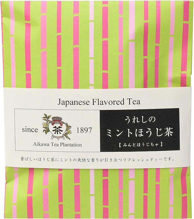 相川製茶舗 いろどりミントほうじ茶ティーパック 2g×8袋