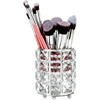 WolinTek Jarrón Organizador para brochas de Maquillaje, Organizador