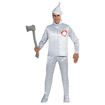 Rubie's Costume Wizard Of Oz 75th Anniversary Edition Adult Tin Man Costume: Clothing